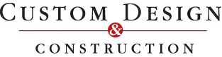 Logo of Custom Design and Construction