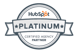 Inbound Marketing Agency Platinum Hubspot Partner